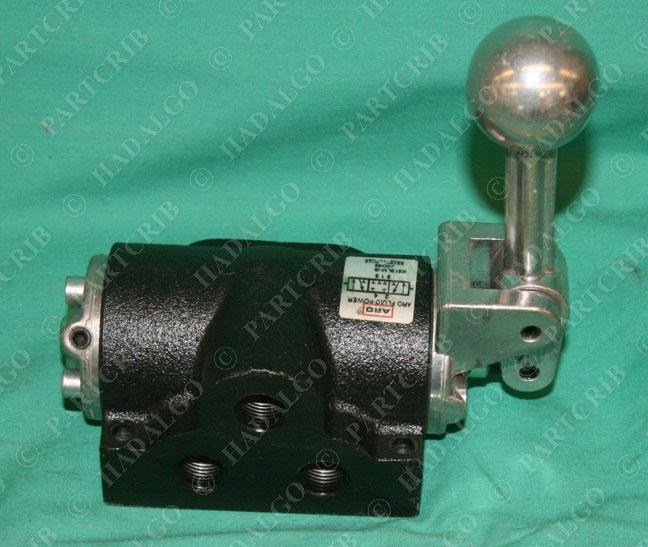 aro manual air control valve