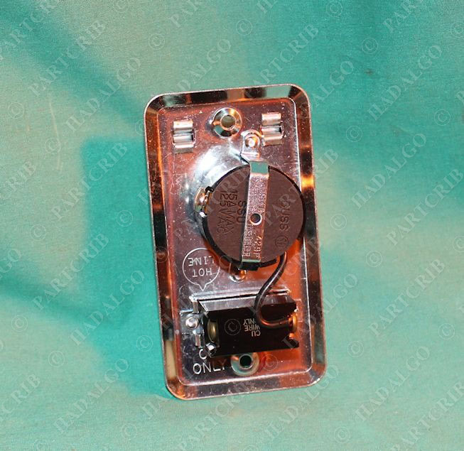 fused switch box fusetron 429p box cover unit for 2-1/4