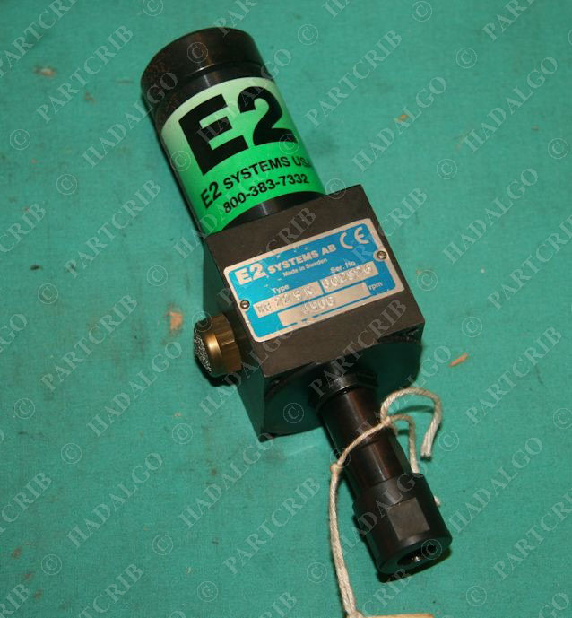 E2 Systems Be22sk Be 22 Sk Pneumatic Drilling Unit