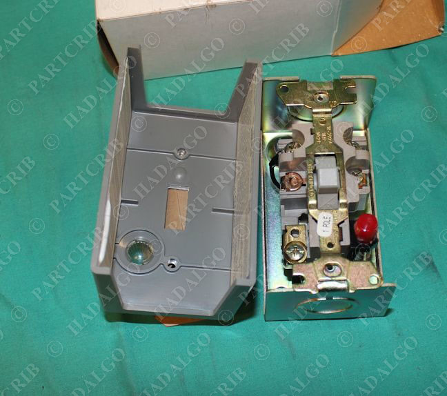 Siemens Smffg1p Manual Motor Starter 1pole Toggle Switch