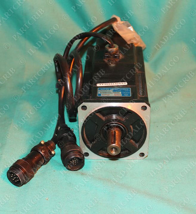 Sanyo Denki 66bm030hbr26 R05e432566 Abs Super Servo Motor