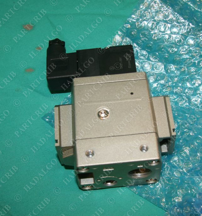 Smc nav n dz pneumatic solenoid valve soft start