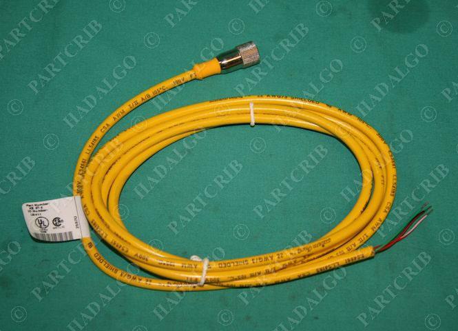 Turck Sensor Cables : Turck kb t u cordset cable connector