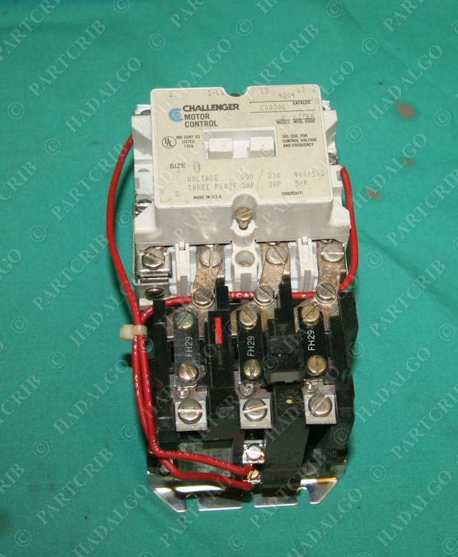 Westinghouse 4204cu0306 Challenger Motor Control W