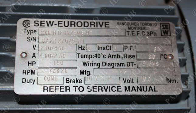 Sew Eurodrive Motor Wiring Diagram on