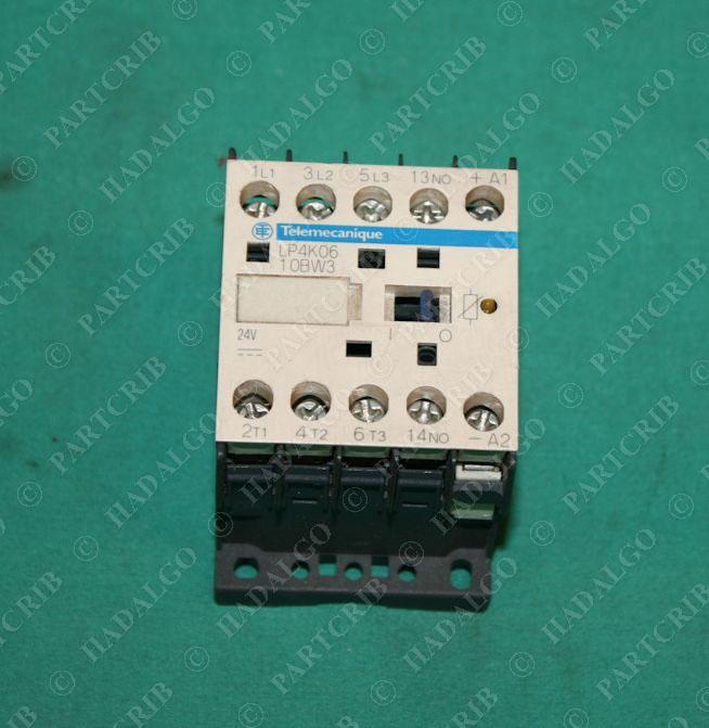 telemecanique lp4k06 10bw3 contactor new partcrib