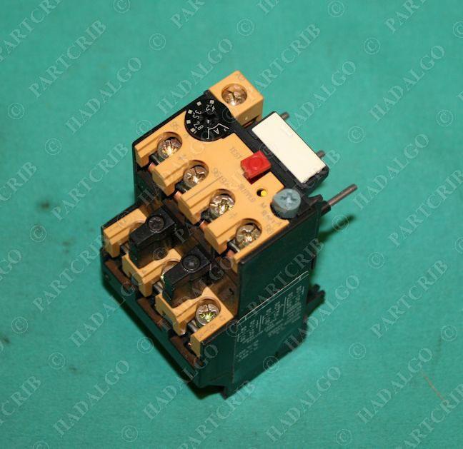 Allen bradley 193 bsb42 bimetallic motor overload relay for Allen bradley motor overload