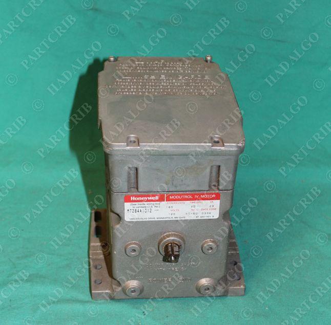 Honeywell M7284a1012 Modutrol Iv Motor New