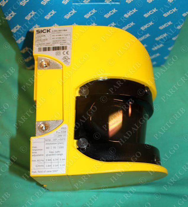 sick s30a 6011ba safety laser scanner detector sensor new. Black Bedroom Furniture Sets. Home Design Ideas