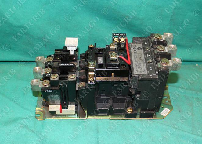Allen bradley 509 c0j 509 coj motor starter contactor for Allen bradley motor overload