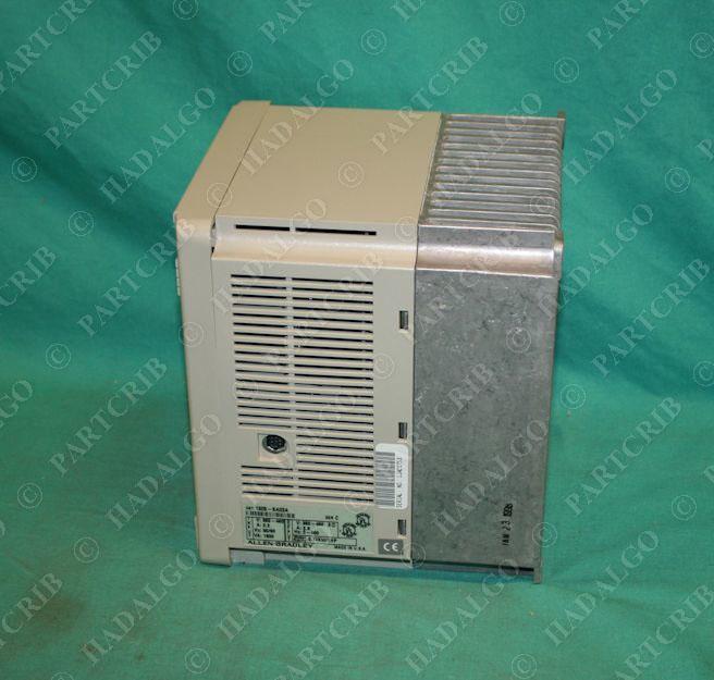 Allen bradley 1305 ba03a ac drive motor vfd 380 460v 1hp for Vfd for 1hp motor