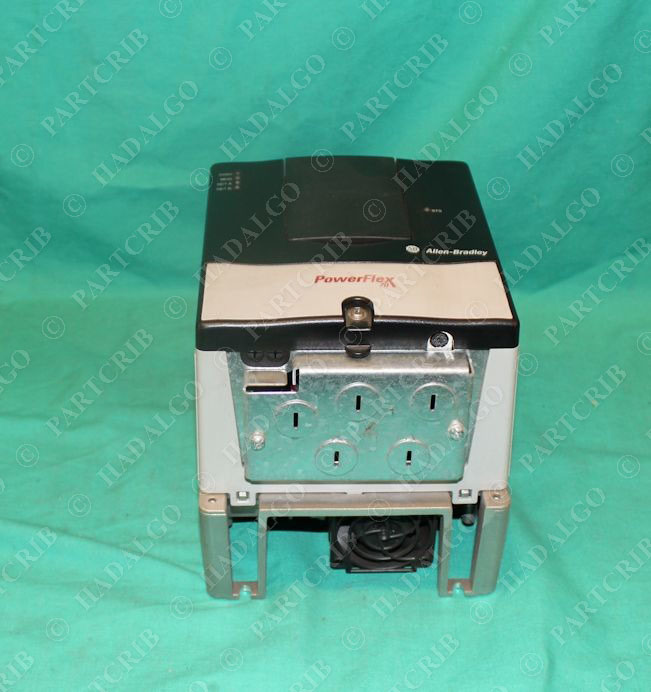 Allen bradley 20ad5p0a0aynnnc0 powerflex 70 drive vfd for Vfd for 3hp motor
