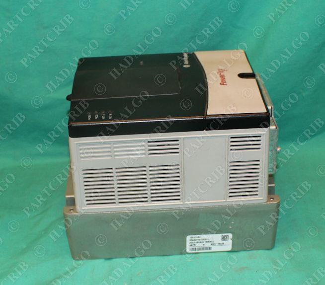 Allen Bradley 20ad5p0a0aynnnc0 Powerflex 70 Drive Vfd Motor Inverter 3hp New Ebay