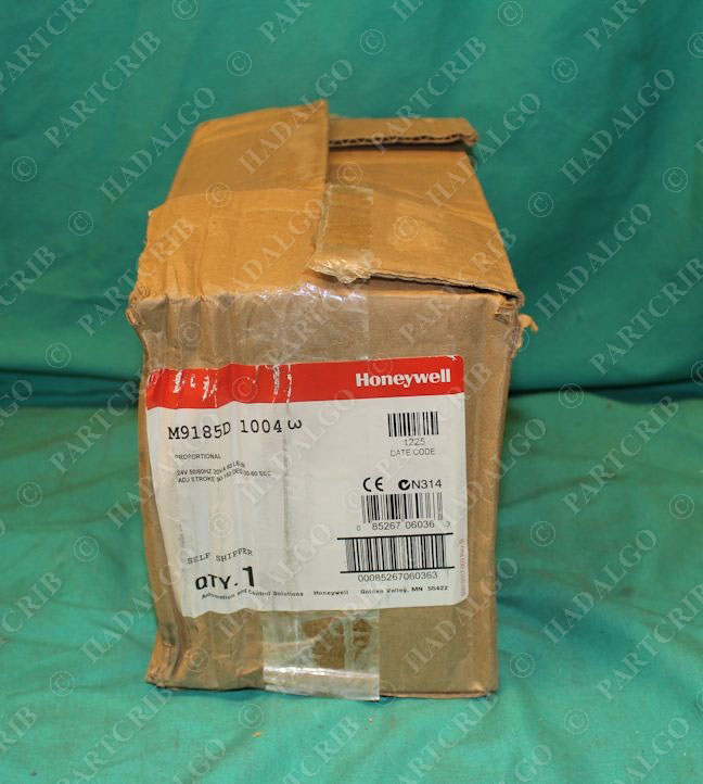 Honeywell M9185d 1004 Modutrol Actuator Iv Motor 24v New