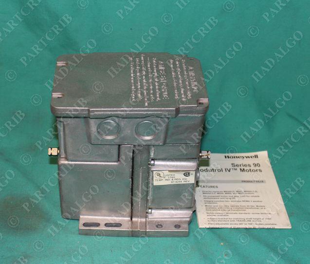 honeywell m9184f 1000 modutrol iv motor actuator