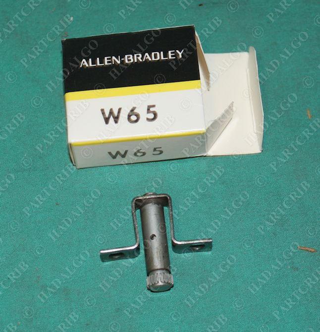 Allen bradley w65 overload thermal element motor heater for Allen bradley motor overload
