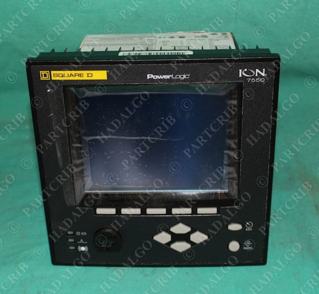 Powerlogic Energy Meter : Square d s a c b e powerlogic ion energy and