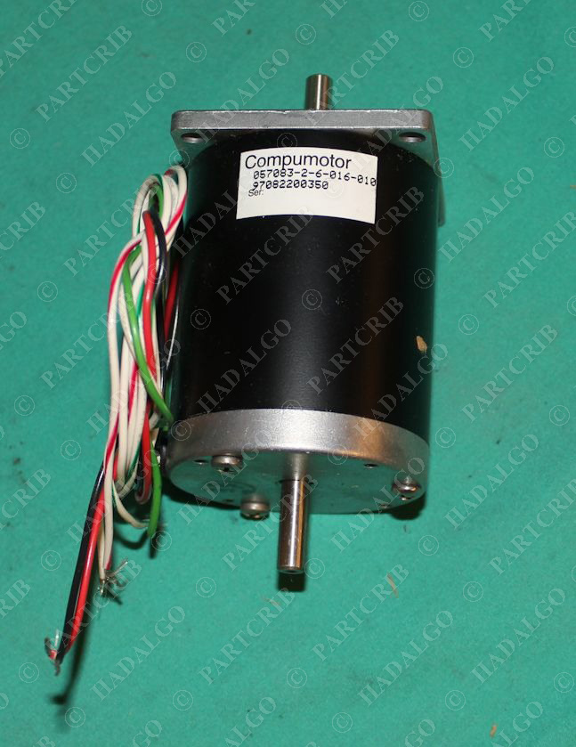 Parker Compumotor 057083 2 6 016 010 Stepper Motor New