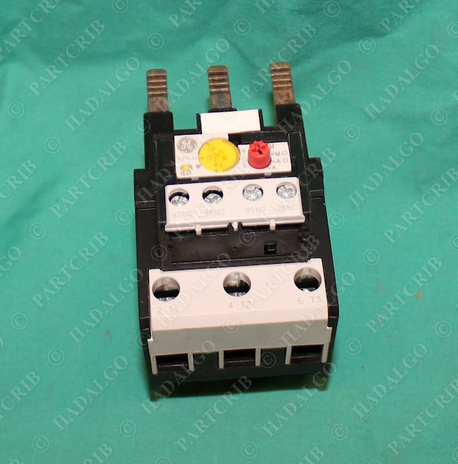 Ge Rt22e Iec Overload Relay 30 43a 43 Amp Amps Motor Starter Ebay