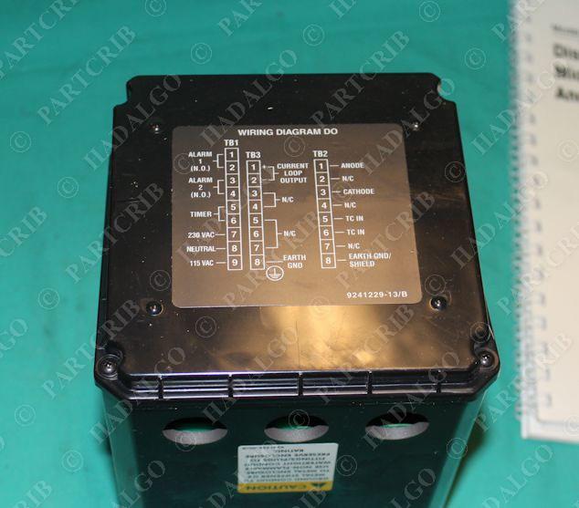 mettler toledo model d o transmitter dissolved mettler toledo 314303000 model 4300 d o transmitter dissolved oxygen meter 115 230v
