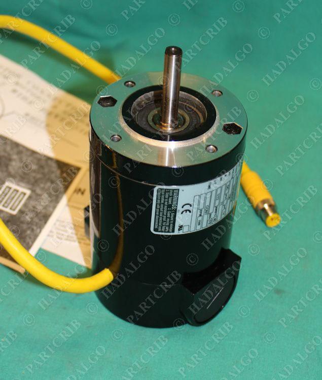 Bodine electric 33a3bepm 6016dzbq0005m permanent magnet for Surplus permanent magnet dc motors