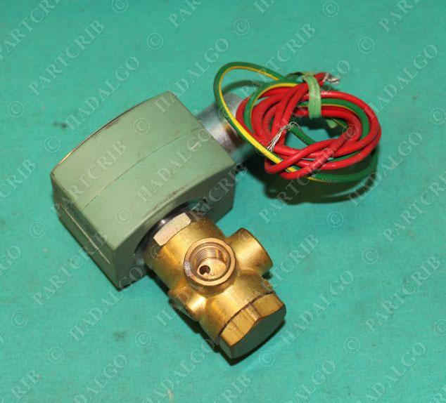 * Nuevo En Caja. VV-1047 asco red-hat 24V Solenoide reemplazo Cat # 099216 .039D.
