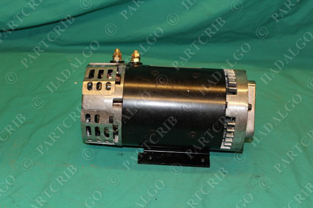 Advanced Motors Drives 140 01 4007 105387 Dc Motor