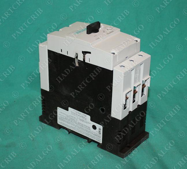 Siemens 3rv1041 4la10 motor overload protector manual for Manual motor starter with overload protection