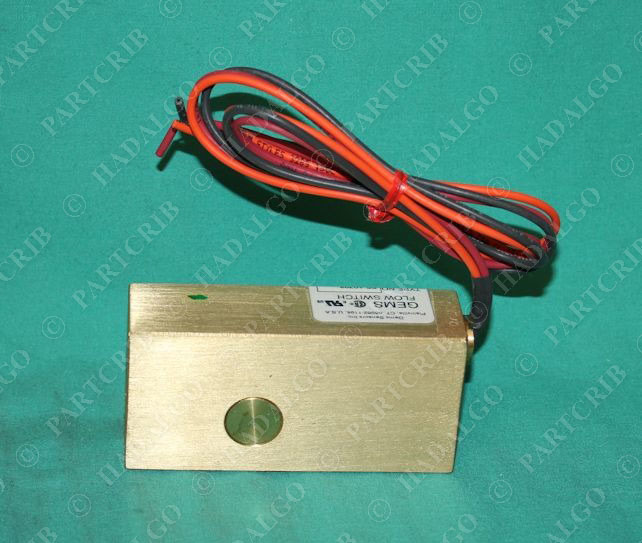 Gems, 25357, FS10798, FS-10798, Externally Adjustable Flow Switch ...