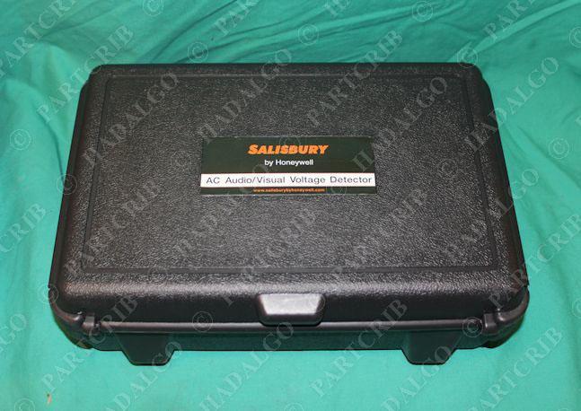 Salisbury High Voltage Tester : Salisbury zv honeywell vac kvac high volt