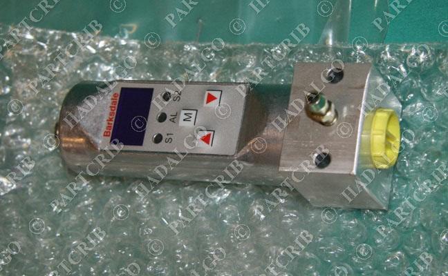 Barksdale Pressure Switch 0428 001 Sw2000 Digital New