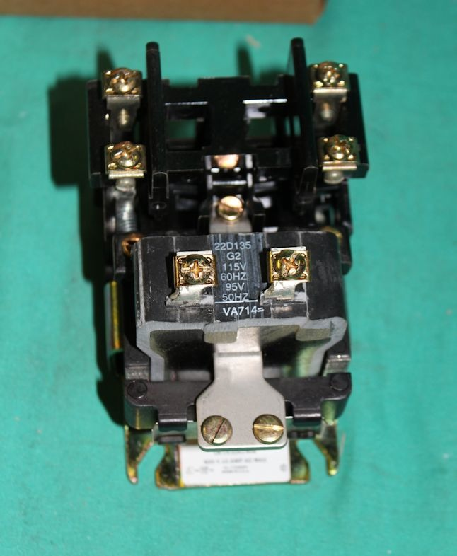 machine tool relay