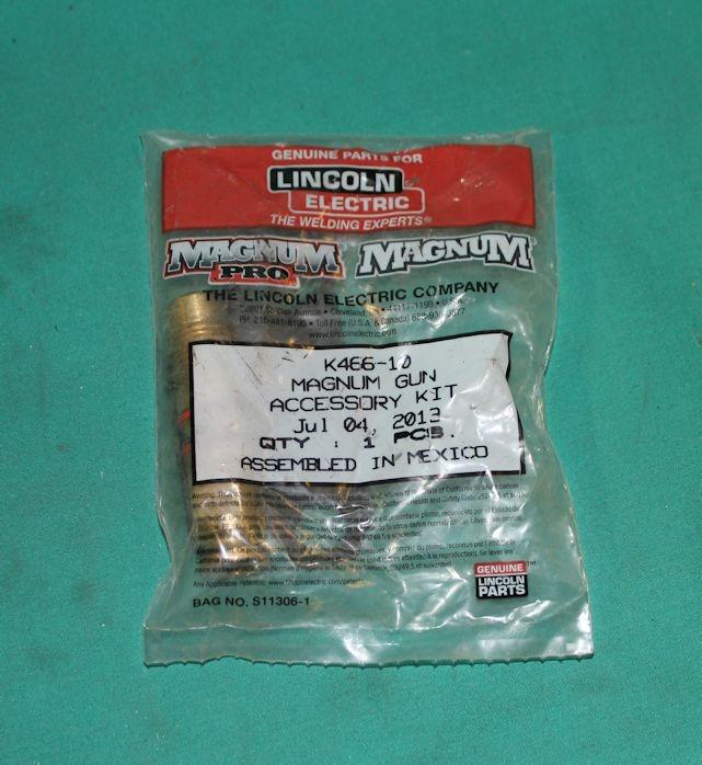 Genuine Lincoln Electric Magnum Pro Gun Tube Insulator 250A//350A KP2773-2