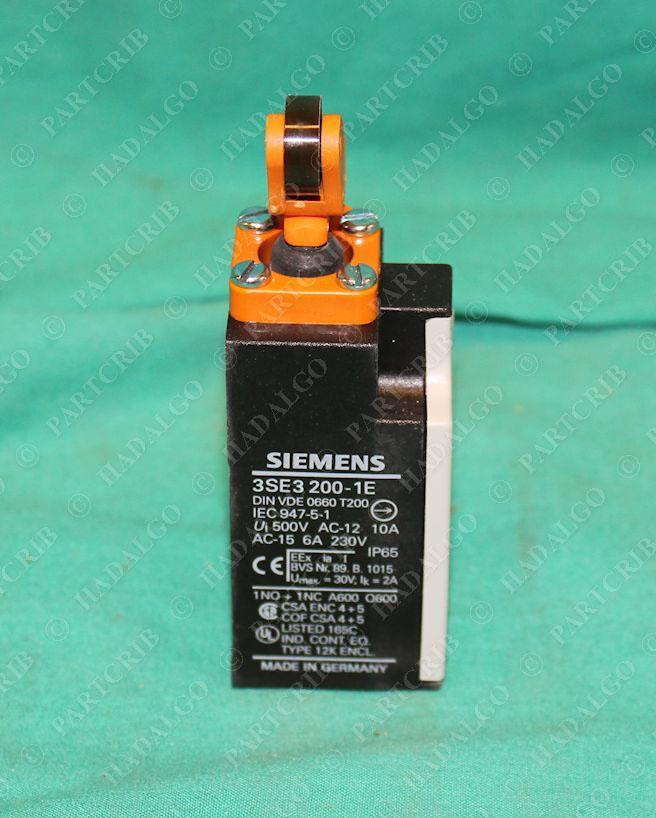 1 x Siemens Position Commutateur 3se3 120-1 G