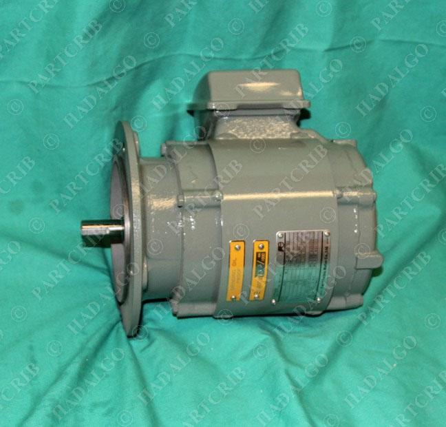 Fuji Mlp3075g Electric Motor Flange Mount Grinding Oil