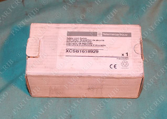 Telemecanique Xcsb1618929 Safety Limit Switch Xcs A300
