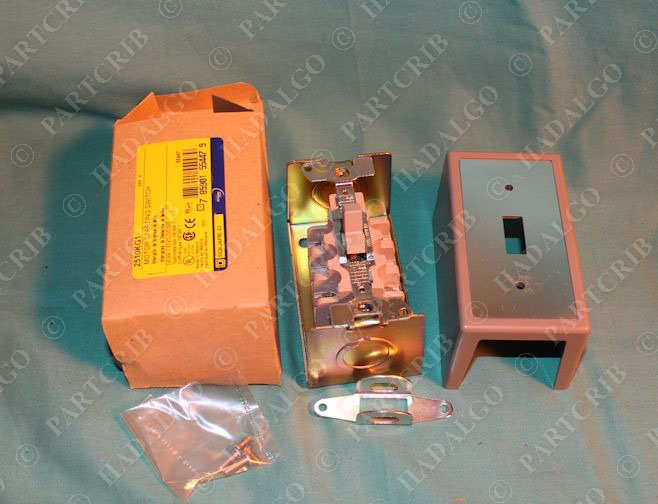 Square d 2510kg1 motor starting switch manual schneider for Square d motor switch