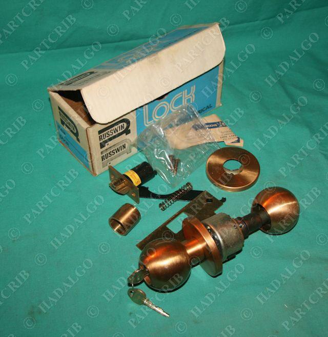 Corbin Russwin Ck 4257 Stilemaker Cylindrical Lock Keyed