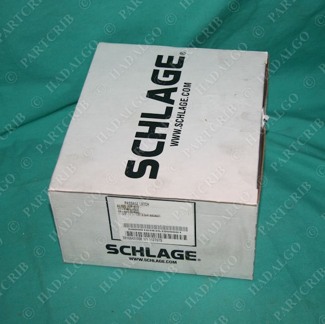 Schlage Al10s Jup 613 Passage Lock Lever Hall Closet Door