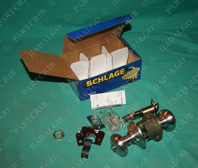 Schlage Plymouth F40 Bed Amp Bath Privacy Door Knob Satin