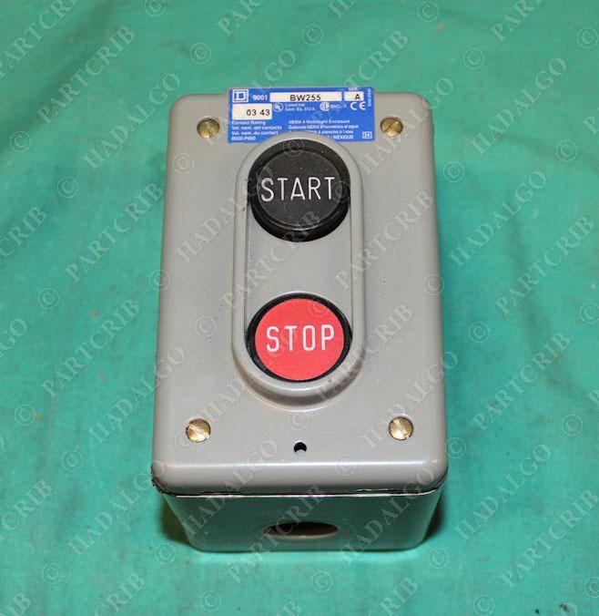 Start Stop Station - Wiring Diagrams •