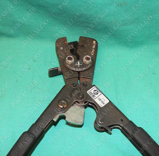 Packard Electric Metri Pack, 12070947, Crimping Tool 12-10 gauge ...