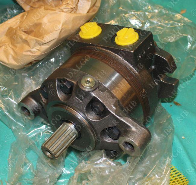 Parker 110a 054 as 1 as1 nichols igr hydraulic motor new for Parker nichols hydraulic motor