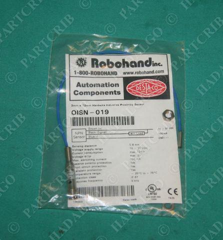 Robohand OISP-011 Automation Componets PNP Inductive Sensor