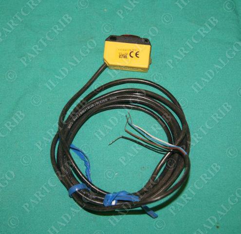 Banner Q23sn6cv50 48401 Photoelectric Sensor New
