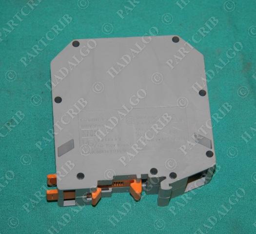 Phoenix Contact, UKH95, UKH-95, Terminal Block Wire Wiring 232a DIN Rail