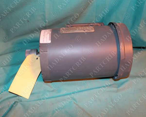 Reliance electric p14h1447t duty master ac motor type p for Duty master ac motor