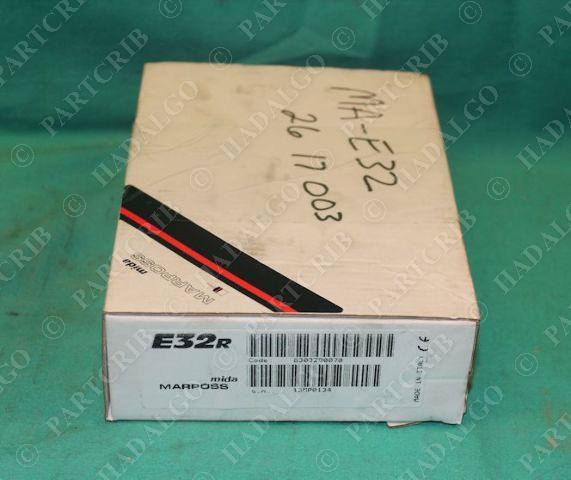 Marposs, 8303290070, E32R, Probe Interface NEW