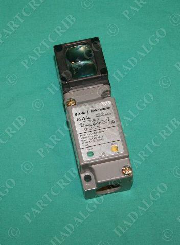 Cutler Hammer E51sal E51dc1 E51 Dc1 Eaton Photoelectric