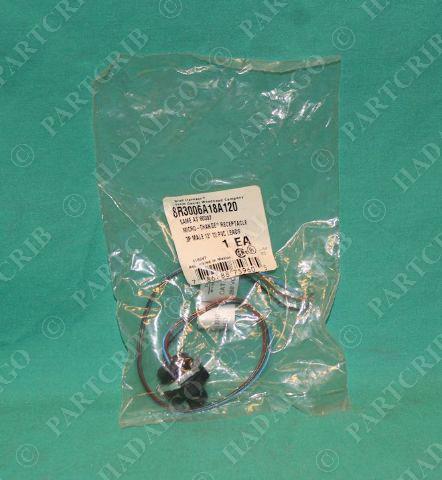 Brad Harrison Woodhead Micro-Change ST Male Connector 1200710039 NEW 8A4006-32